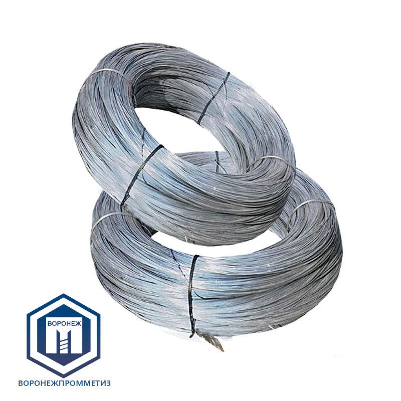 Проволока стальная общего назначения термонеобработанная ГОСТ 3282-74