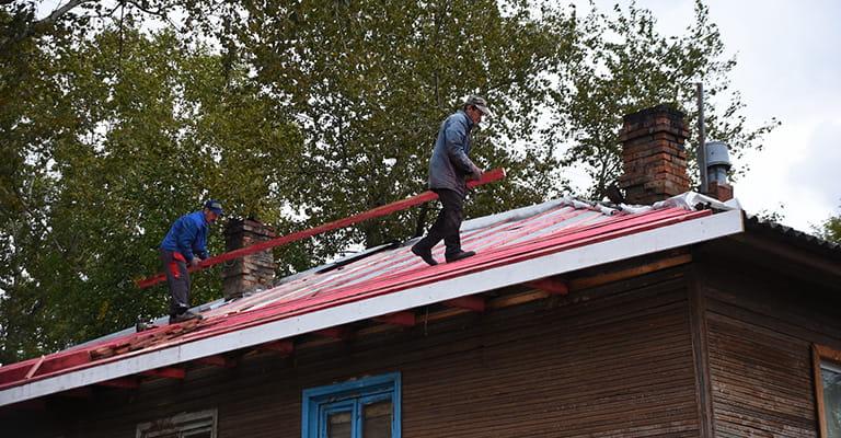Какие гвозди нужны для крыши
